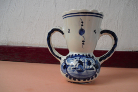 Delfts blauw vaasje, nr. 19