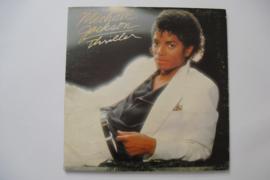 Michael Jackson - Thriller, 1982 Portugal LP, rare