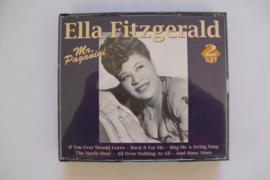 Ella Fitzgerald - Mr. Paganini, 2 CD-box