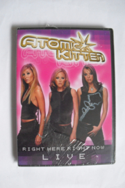 Atomic Kitten - Right Her Right Now Live