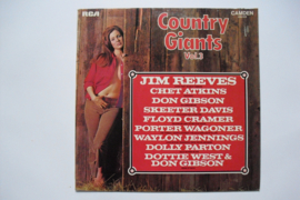 Various - Country Giants Vol.3