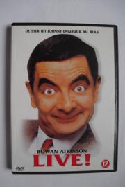 Rowan Atkinson - Live !
