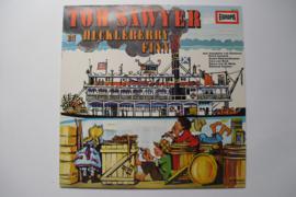 Tom Sawyer en Huckleberry Finn