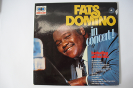 Fats Domino - Fats Domino in Concert!, dubbel LP