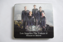 Los Angeles The Voices II - Because we Believe, metal case