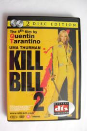Kill Bill 2, Limited Edition, 2 Disc's