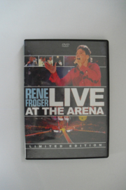 Rene Froger - Live At The Arena, Limited Edition, 2 DVD set