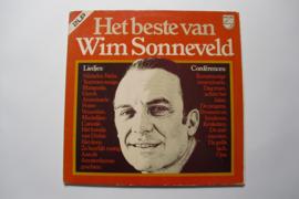 Wim Sonneveld - Het beste van Wim Sonneveld, dubbel LP