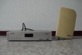 HUMAX IR-Fox C Reciever met antenne