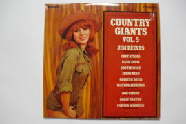 Various - Country Giants Vol.5