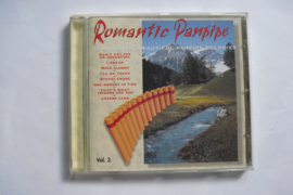 Romantic Panpipe Vol.3