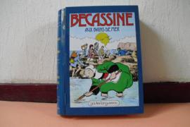 Blik van Biscuiterie Ménou in de vorm van een boek