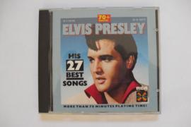 Elvis Presley - His 27 Best Songs