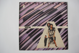 """Asford & Simpson - Solid ( Special Club Mix ) 12"""" single"""