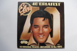 Elvis Presley - 40 Greatest, dubbel LP