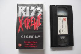 KISS - X-Treme Close-Up