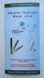 Alkaline / Waterstof waterstick