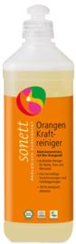 Sonett Intensiefreiniger met sinaasappelolie 500ml