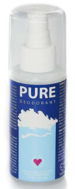 PURE Deo kristal deodorant spray 100ml