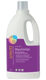 Sonett Vloeibaar basis-wasmiddel Lavendel. 2l