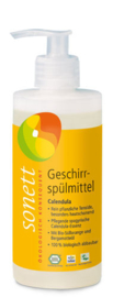 Sonett Afwasmiddel Calendula dispenser 300ml