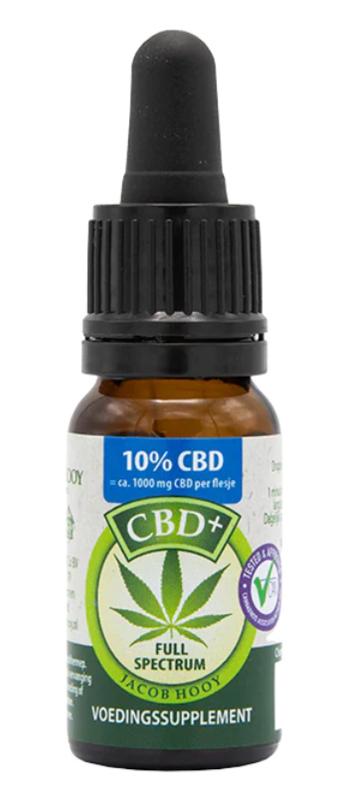 CBD olie 10% - 10 ml