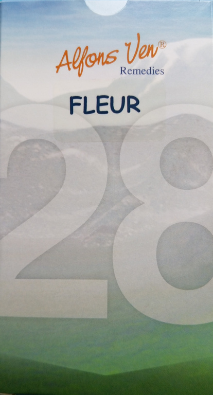 Alfons Ven Remedies Persoonlijke Kuur blister 28 stuks