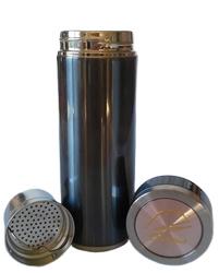 Nanopod Waterfles Antraciet (500ml)