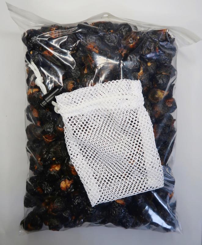 Wasnoten (Ecocert) incl. 1 klein waszakje