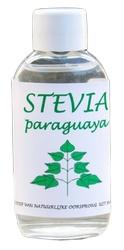 Stevia helder, druppelflesje 50ml