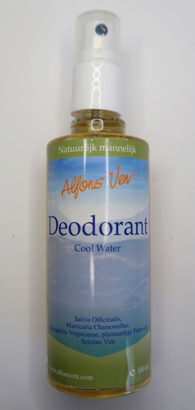 Alfons Ven Cool Water Deodorant (man) 100ml
