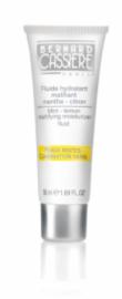 Bernard Cassiere Fluide Hydratant Matifiant Menthe-Citron 50 ml