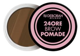 Deborah Milano 24ore Brow Pomade 01 Light Brown
