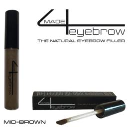 Mad 4 Eyebrow Natural Eyebrow Filler Mid Brown