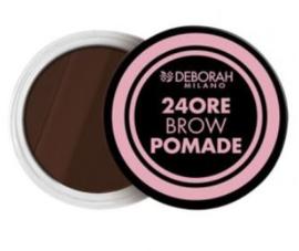 Deborah Milano 24ore Brow Pomade 02 Dark Brown