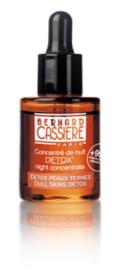 Bernard Cassiere Night Concentre Detox à l'Orange Sanguine 30ml