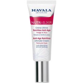 Mavala Anti-Aging Ultimate Cream voor gezicht EN ogen