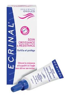 Ecrinal versterkende en beschermende nagel crème