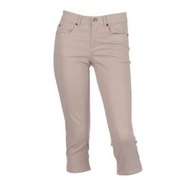 5 pocket broek capri Enjoy  - CHAMPAGNE
