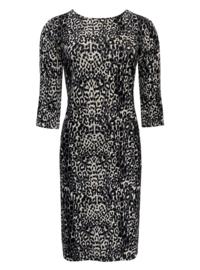 Dress Julia  - JAQUARD PRINT
