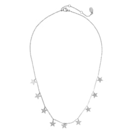 Ketting Stars - ZILVER