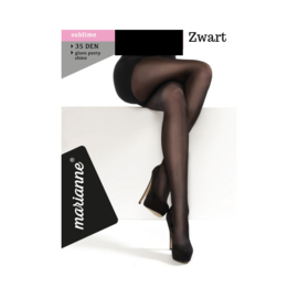 Panty 35 DEN - ZWART