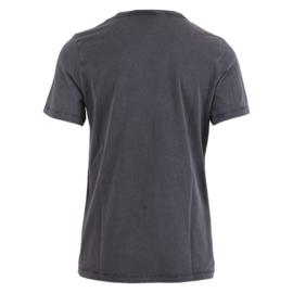 T-shirt Enjoy - MIDDEN GRIJS