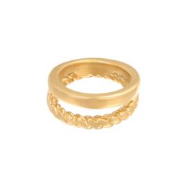 Ring Jolie #16 - GOUD