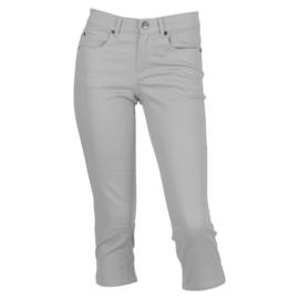 5 pocket broek capri Enjoy  - ZILVERGRIJS