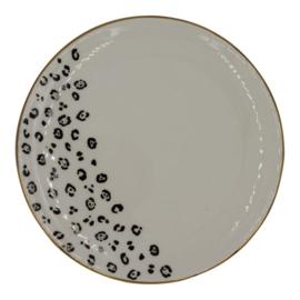 HV BH Plate Leopard Spots