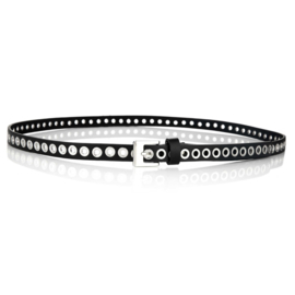 Riem Cool  - BLACK/ZILVER