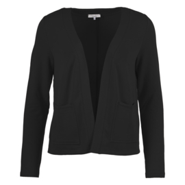 Vest Enjoy womenswear - ZWART