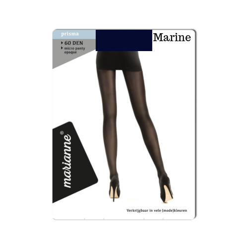 Panty 60 DEN - MARINE BLAUW