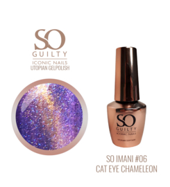 SO IMANI #06 - CHAMELEON CAT EYE